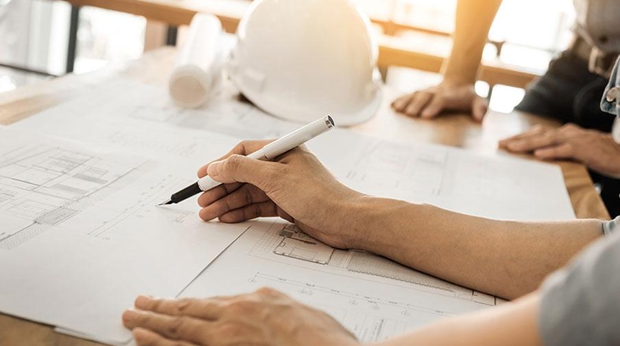 Hjälp med konstruktionsritningar, bygglov eller kontrollansvarig?